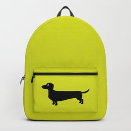Angry Animals: Dachshund Backpack
