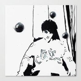 Luhan Telekinesis Canvas Print