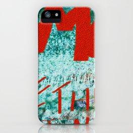 Come Togheter. iPhone Case