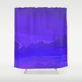 Desert Sky Shower Curtain