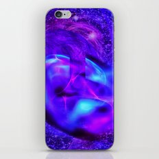 Cosmic Electricity iPhone & iPod Skin