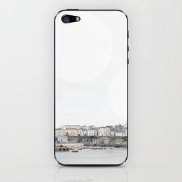 Welsh Coastline | Tenby, Pembrokeshire iPhone Skin