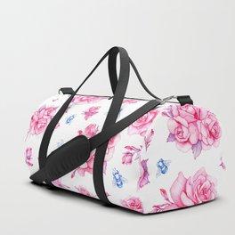 Porcelain Bumblebee Duffle Bag