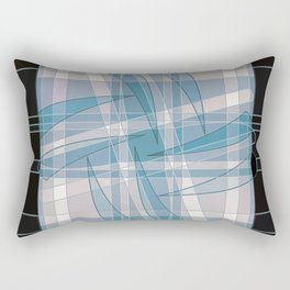 texture  and abstract background Rectangular Pillow