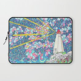 Peggy's Cove Laptop Sleeve