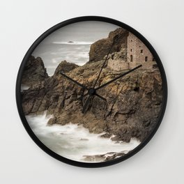 Poldark Country Wall Clock