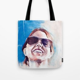 Summer's Last Stand Tote Bag