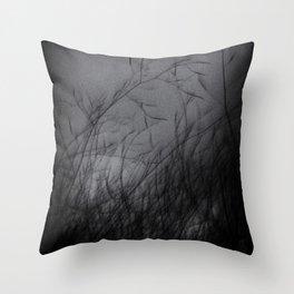 Sumi-e Throw Pillow