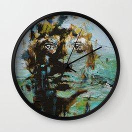 The Human Race 5 Wall Clock