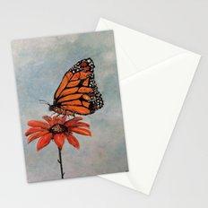 Majestic Monarch Butterfly Stationery Cards