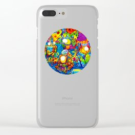 Chatbots Clear iPhone Case
