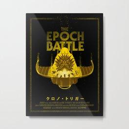The Epoch Battle Metal Print