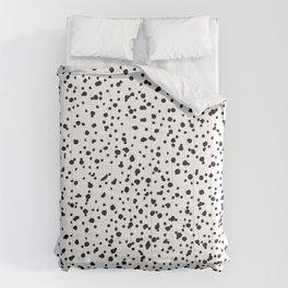 dalmatian print Comforters