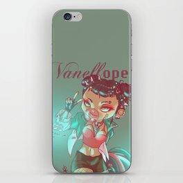 Modern Vanellope iPhone Skin