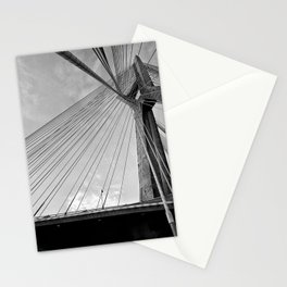 Octávio Frias de Oliveira Bridge Stationery Cards