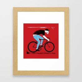 Ride or Die No. 1 Framed Art Print