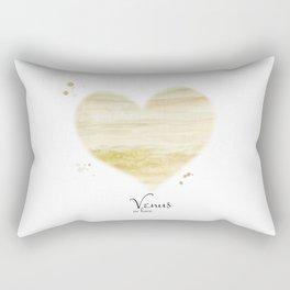 Venus in love Rectangular Pillow