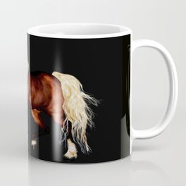 HORSE - Black Forest Coffee Mug