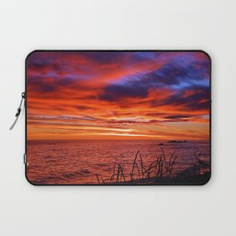 The Mighty Saint-Lawrence at Dawn Laptop Sleeve