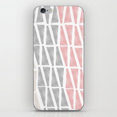 Sponge Print iPhone & iPod Skin