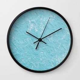 Sea Bottom Wall Clock