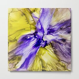 Flower of goddess Metal Print