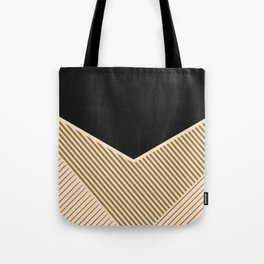 Geometric in line Tote Bag