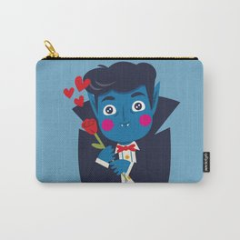 Vampi, the Sweetest Vampire Carry-All Pouch