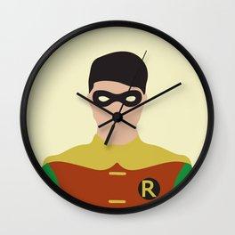 Hero, Robbin sixty, Bat-man Wall Clock