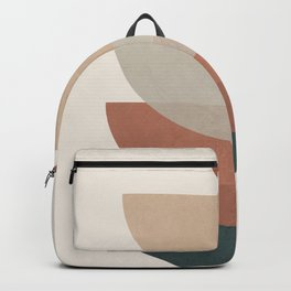 Minimal Shapes No.32 Backpack