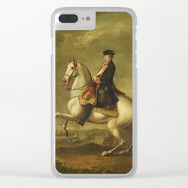 David Morier (1705 -70) John Manners, Marquess of Granby (1721-1770) c.1760 Clear iPhone Case