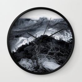 Emory's View Wall Clock