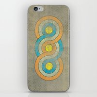 infinite iPhone & iPod Skins featuring Infinite by Metron