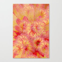 Sensitivity Canvas Print