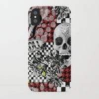 rock n roll iPhone & iPod Cases featuring 50s rock n roll by Mickaela Correia