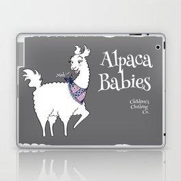 Alpaca Babies Laptop & iPad Skin