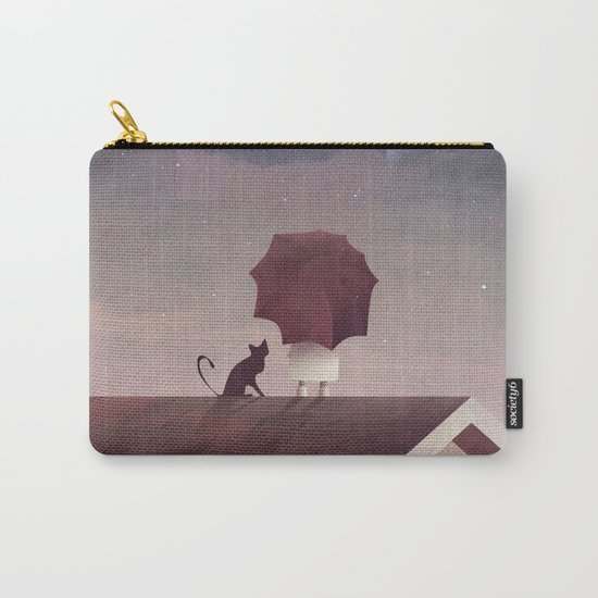 Twin Moon Carry-All Pouch