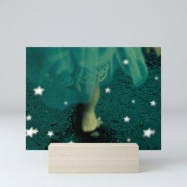 Alice's Escapades ~ Alice and the Stars Mini Art Print