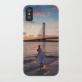 Allusia  iPhone Case