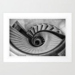 Architectural Eye Candy Art Print