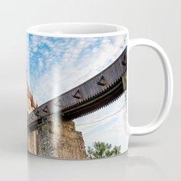 Corvin Castle, Transylvania Coffee Mug