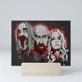 3 From Hell Mini Art Print