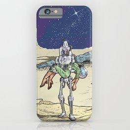 Steel Rescue iPhone Case
