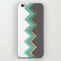 chic iPhone & iPod Skins featuring Chic by Katayoon Photography