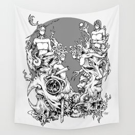 rivals Wall Tapestry