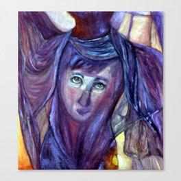 Helen/Salome Canvas Print