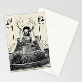 Fig XIII - Death Stationery Cards