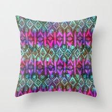 Amelie {Pattern 6B} Throw Pillow