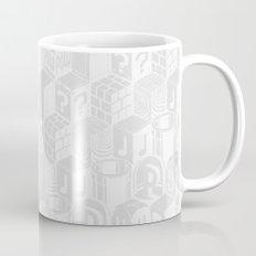 SUPER MARIO BLOCK-OUT! (White Edition) Mug