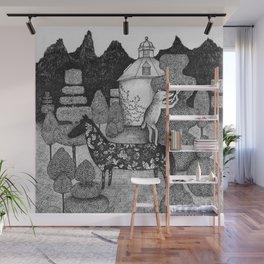 The Gardner Wall Mural